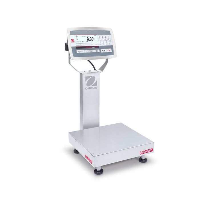Ohaus Defender5000 kontrollvekt,  15kg/1g(0,1g)
