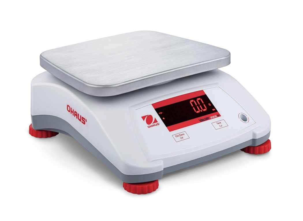 Ohaus  Valor2000 bordvekt,  0,6kg/0,1g