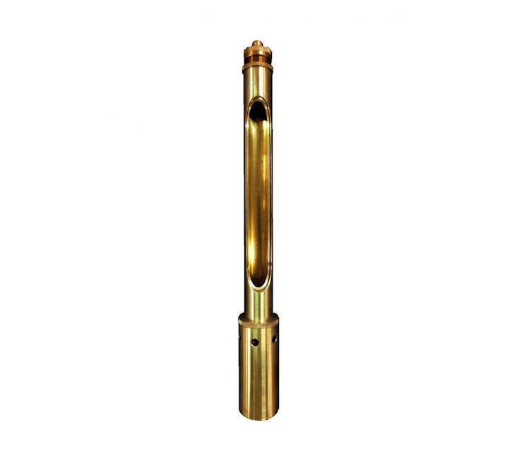 Termometer hylse m/vannhenter, uten innsats